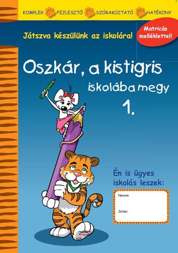 Oszkár, a kistigris iskolába megy 1