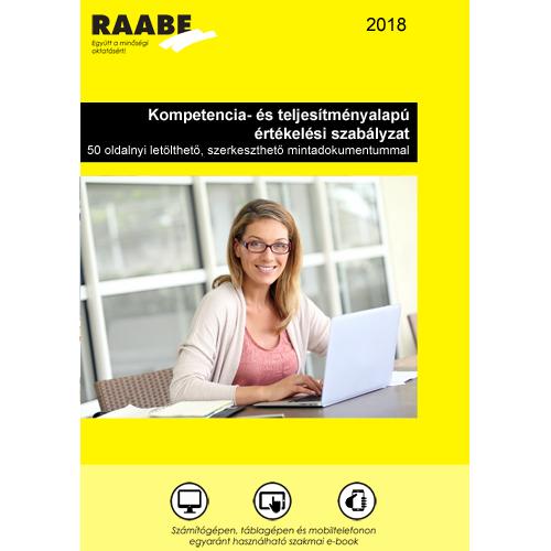 Kompetencia- és teljesítményalapú értékelési szabályzat