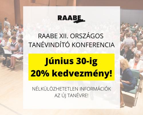 XII. Raabe Országos Konferencia