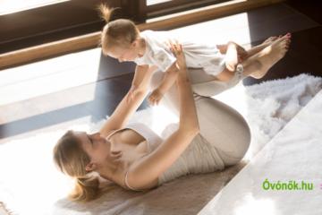 Élményszerű módszerek a kisgyermekek mozgásfejlesztéséhez